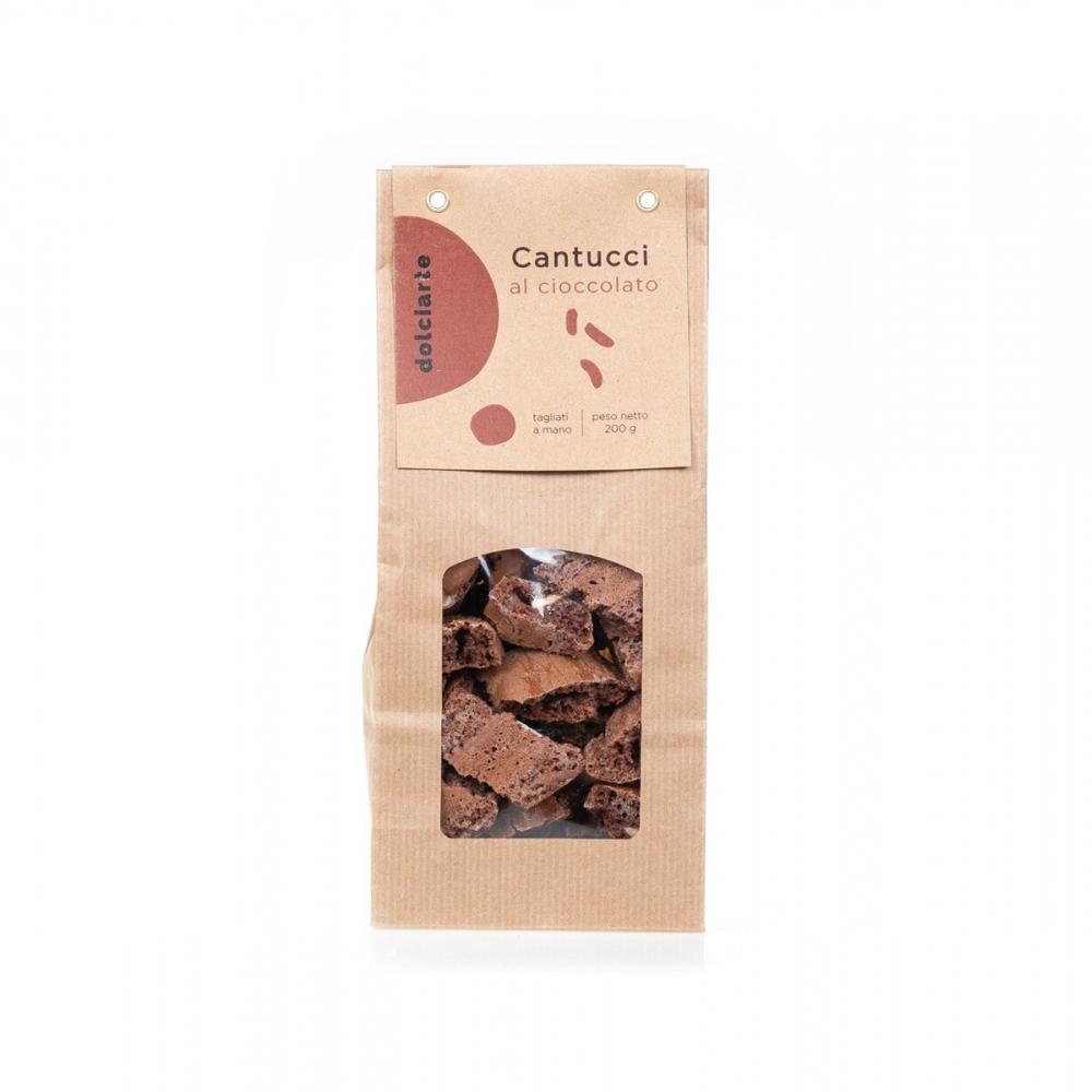 Cantucci cioccolato