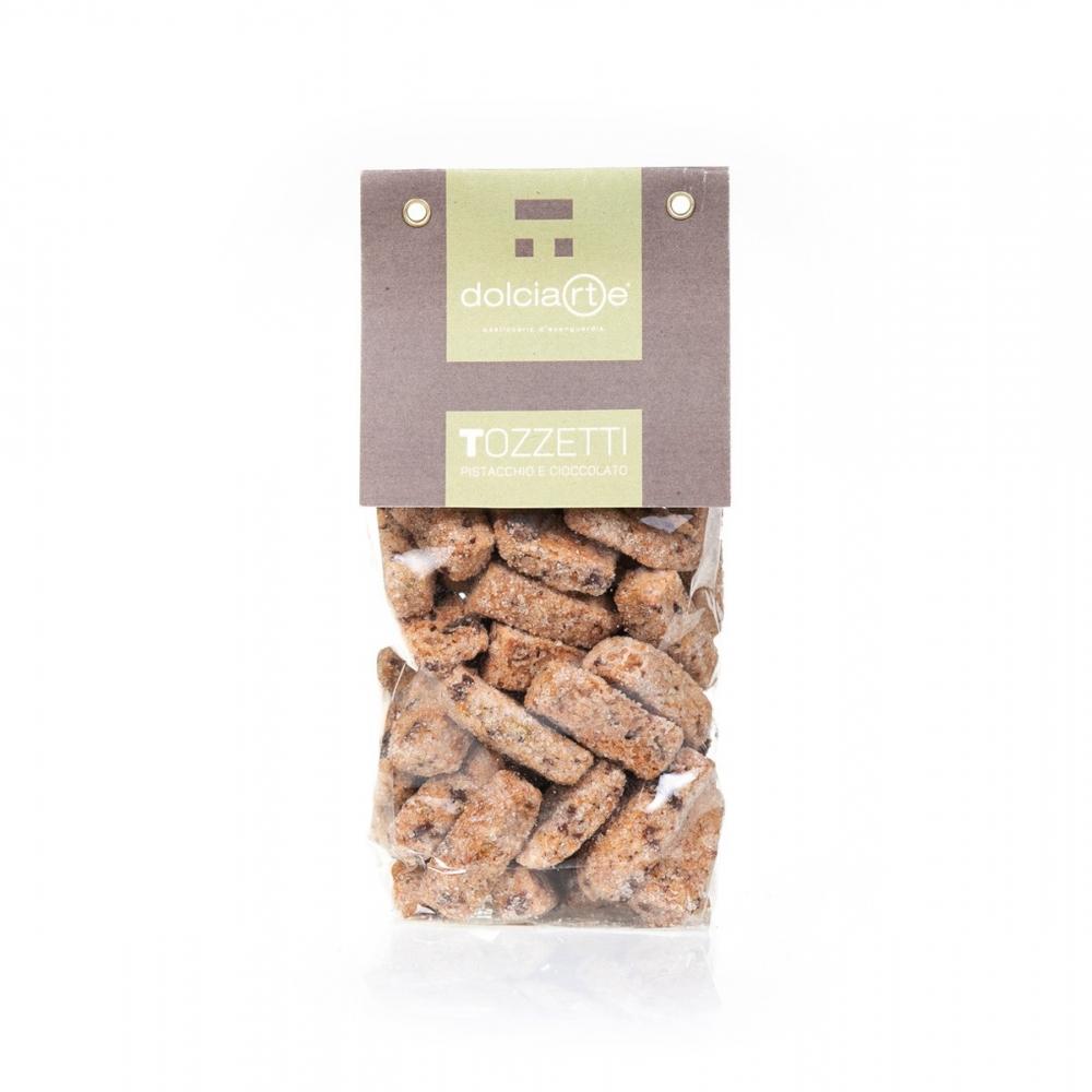 Tozzetti pistacchio e cioccolato