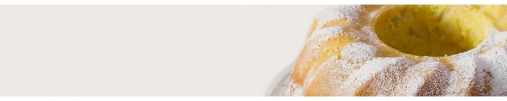 Le torte delle nonne, rivisitate secondo l'arte all'avanguardia